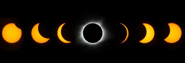 Total Eclipse of Love